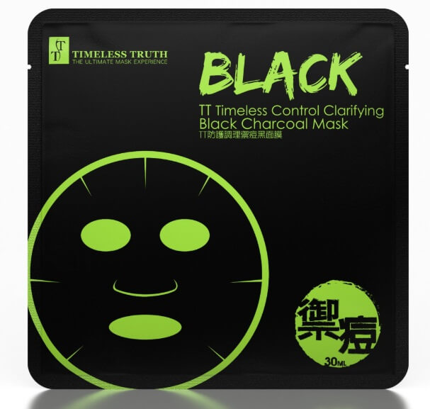 Mặt nạ Timeless Truth Control Clarifying Black Charcoal Mask – Kháng viêm, se mụn