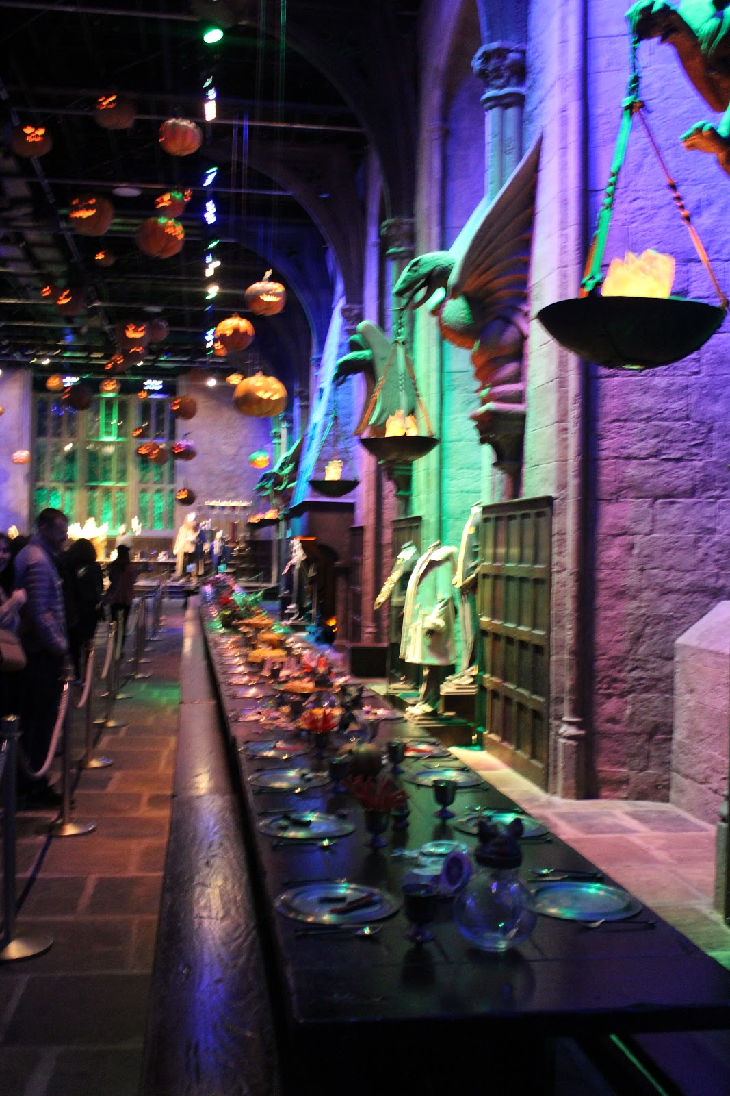 London's Harry Potter Studio Tour 4
