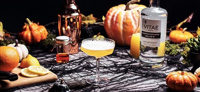 Vitae Spirits' Halloween Drink Idea