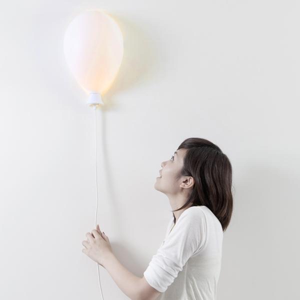 haoshi良事設計 womany.net 氣球燈