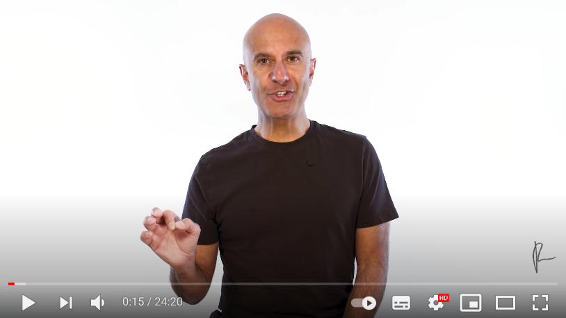 Robin Sharma video