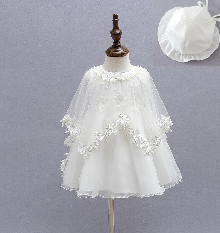 Ubranko do chrztu dla dziewczynki na zime co warto kupić?