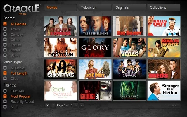 8 awesome movies you can watch for free on Crackle