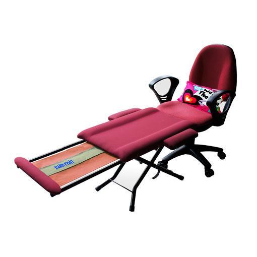 Lựa chọn ghế ngủ văn phòng chất lượng, giá rẻ