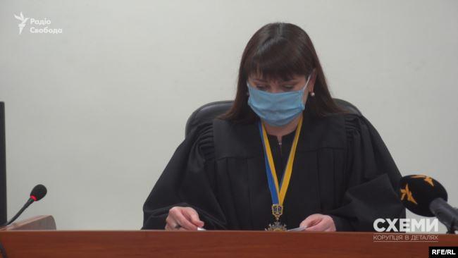 Тетяна Косович – єдина суддя в Тетіївському районному суді Київської області