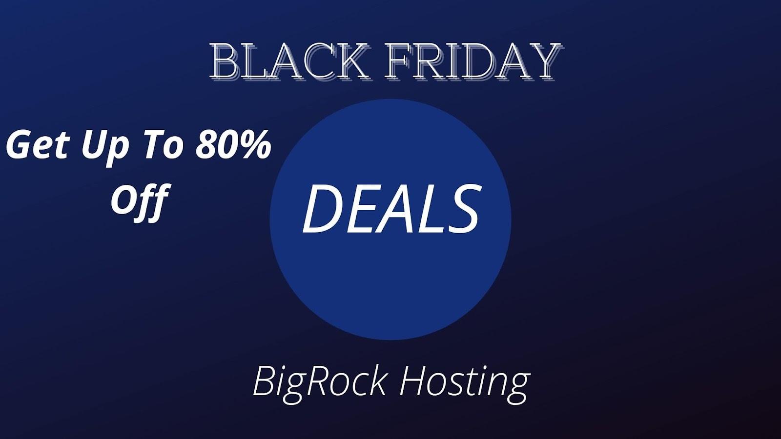 BigRock: Get Up To 80% Discounts