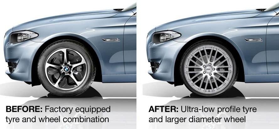"""Michelin Acorus - công nghệ """"hộ vệ"""" lốp xe thành mỏng ảnh 1"""