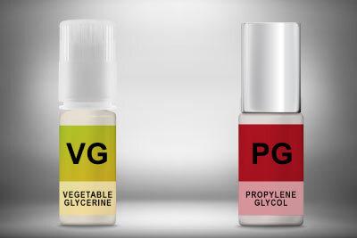 VG and PG Bottles