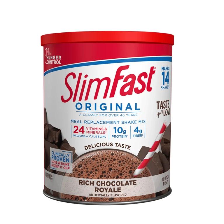 Does SlimFast Work 16