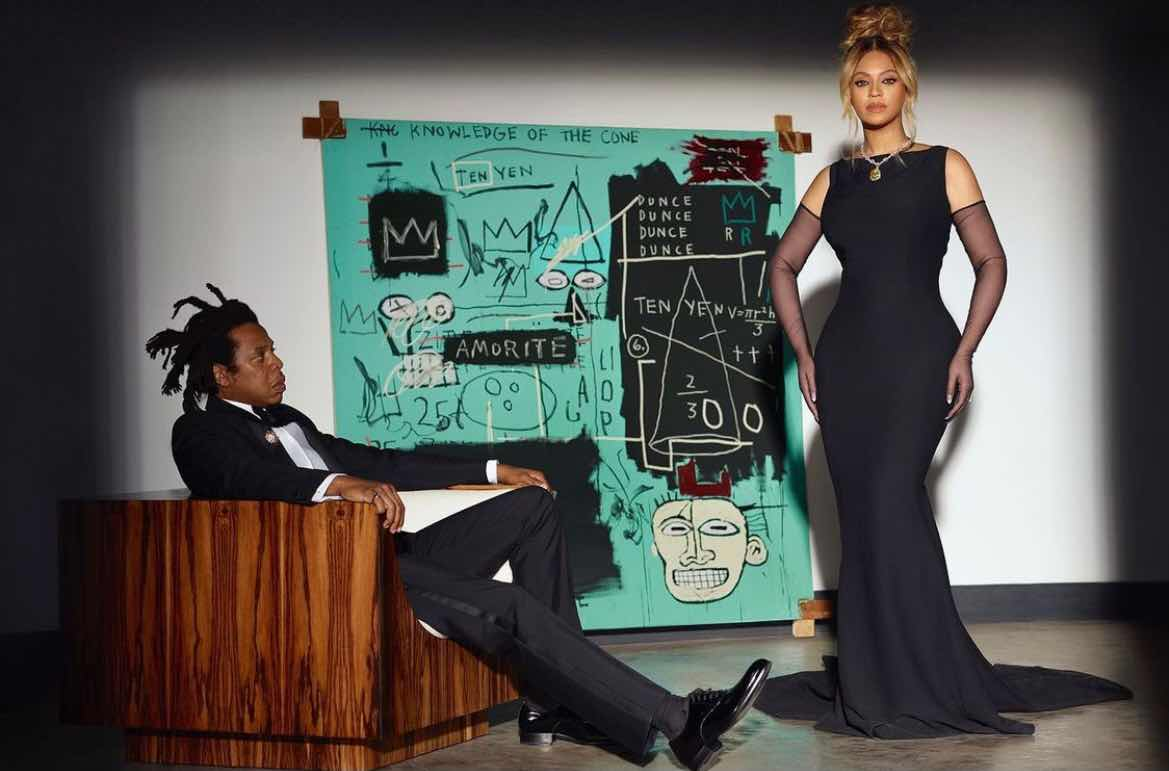 Beyoncé + Jay-Z are the new faces for Tiffany & Co