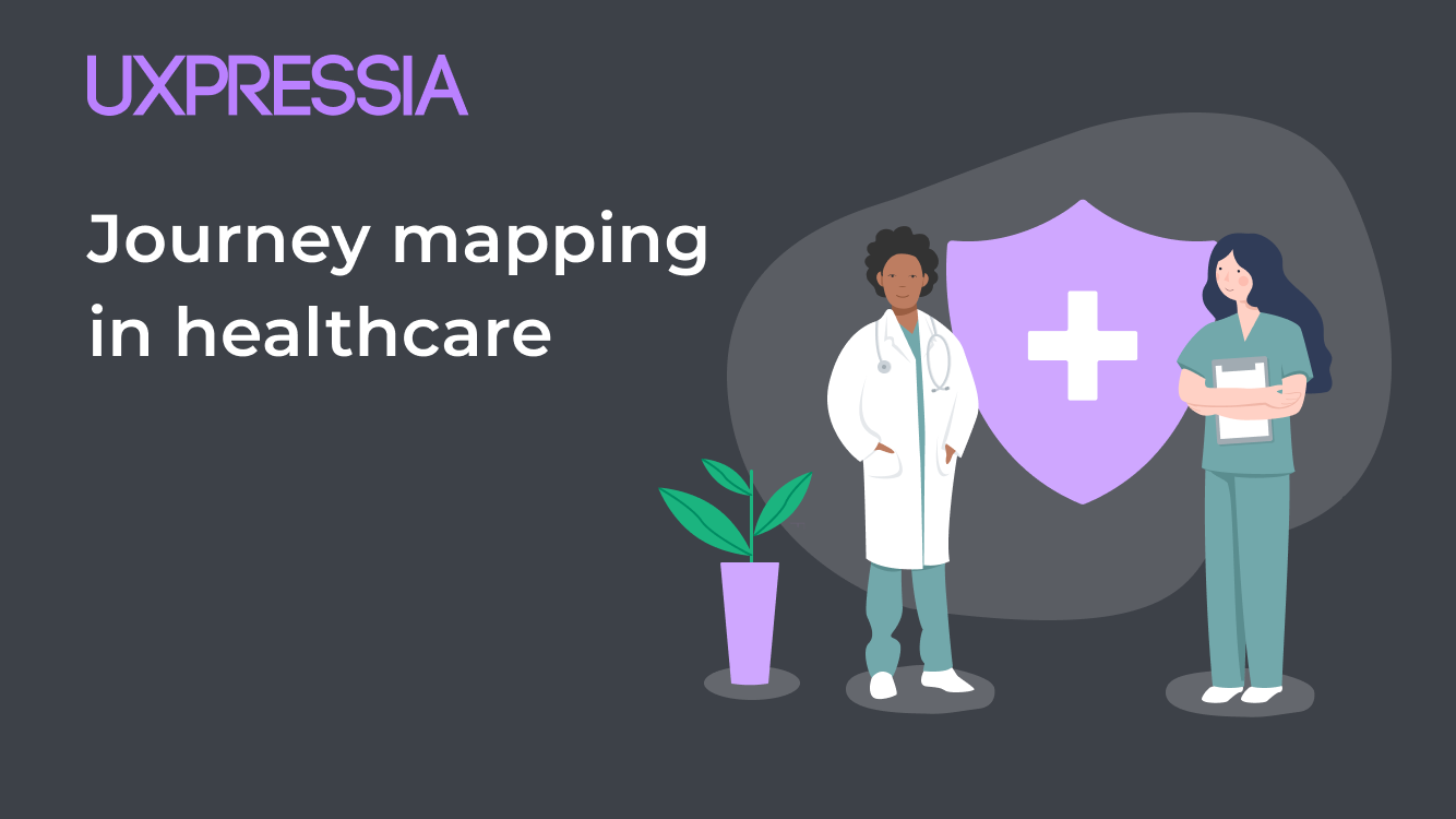 journey mapping in healthcare whitepaper main page