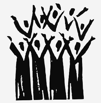 Choir, Worship, Singers, Praise
