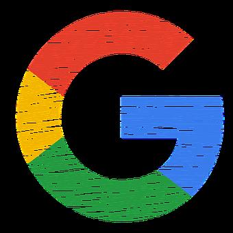 Logo Google, Google, Search
