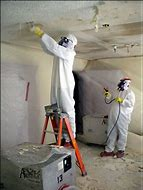 asbestos home demolition