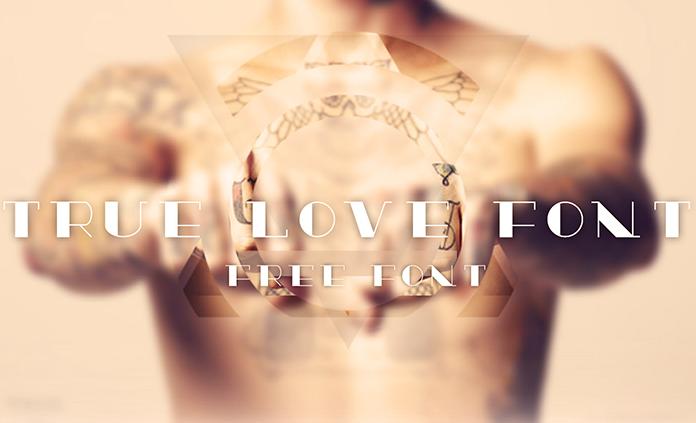 True Love Free Fonts