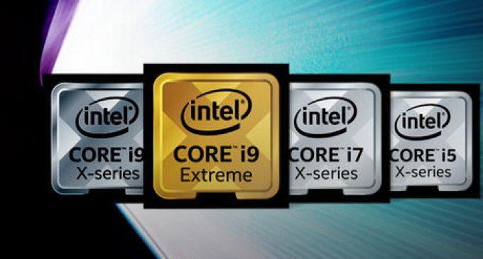 Intel công bố đặc tả gia đình CPU Intel Core X-series có 12 tới 18 ...