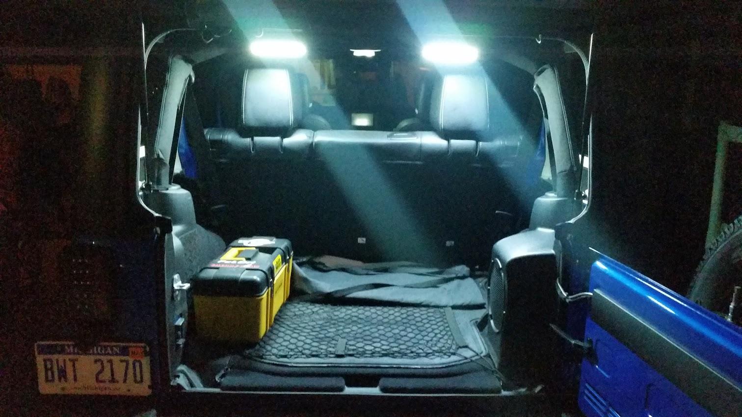 Jku Cargo Area Light Ideas Jeep Wrangler Forum