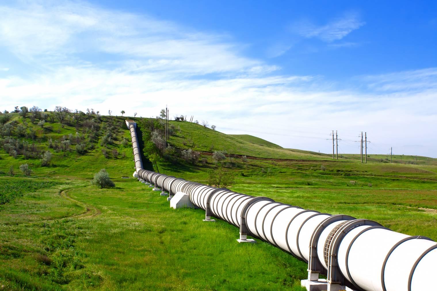 Transport de gaz par gazoducs