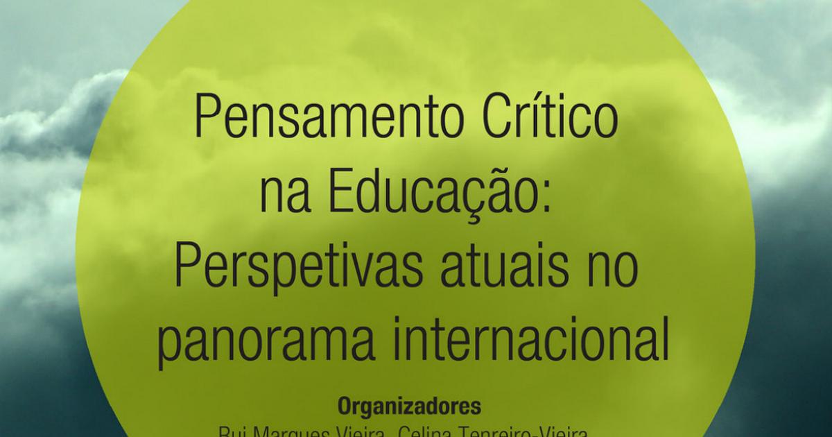 Pensamento_critico na Educação.pdf
