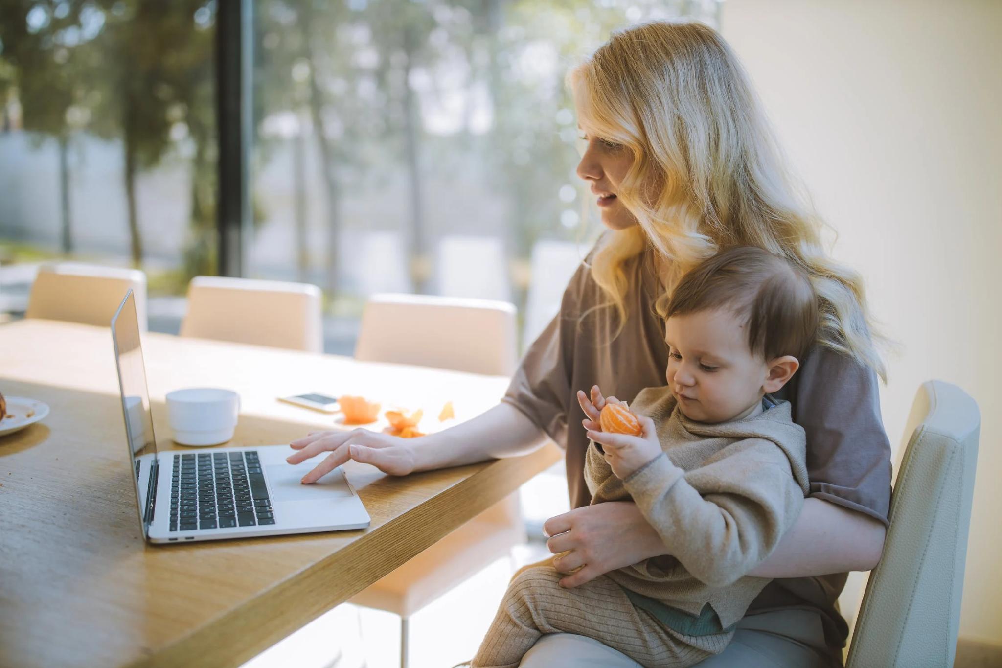 trabajo hibrido y conciliacion familiar