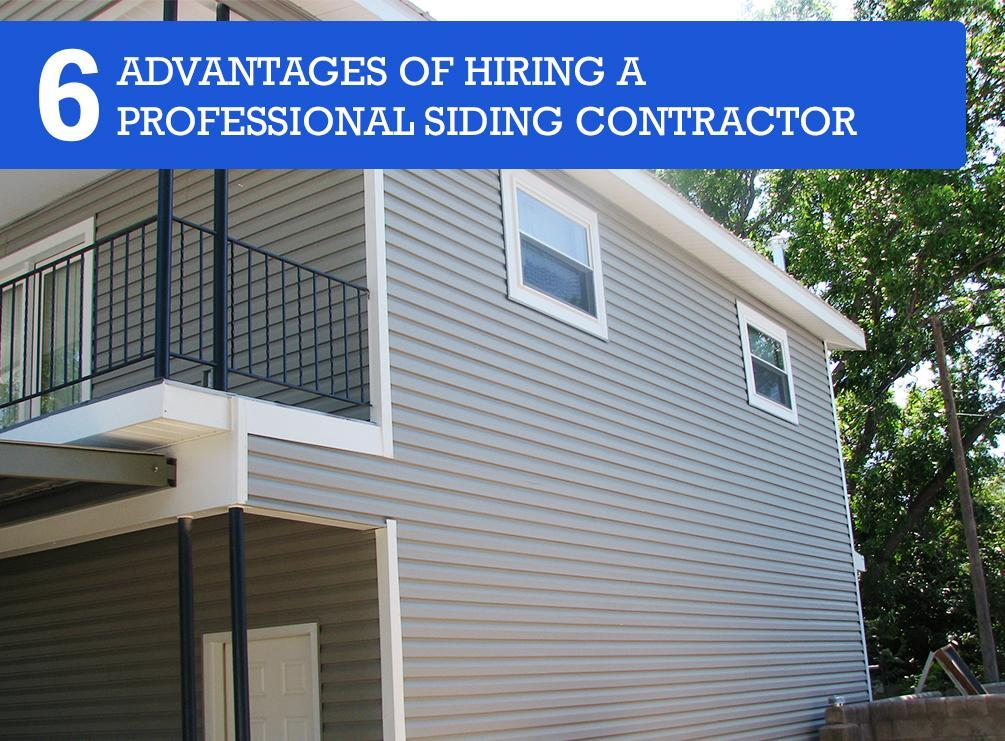 Professional Siding Contractor