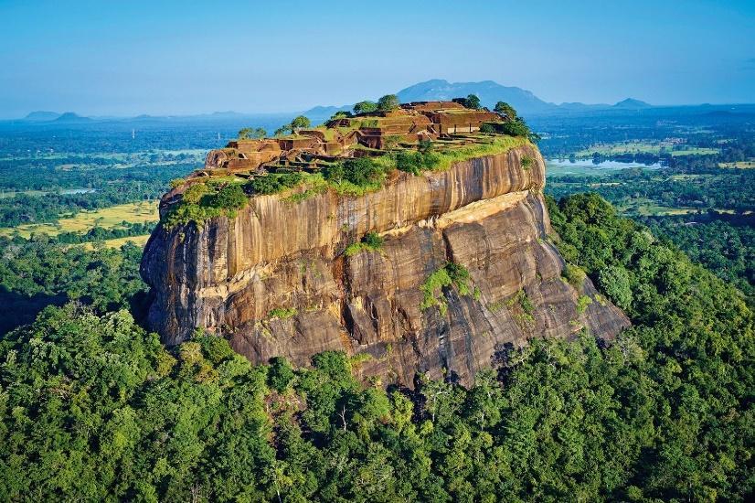 Sigiriya Rock Fortress - 【Lakpura LLC】