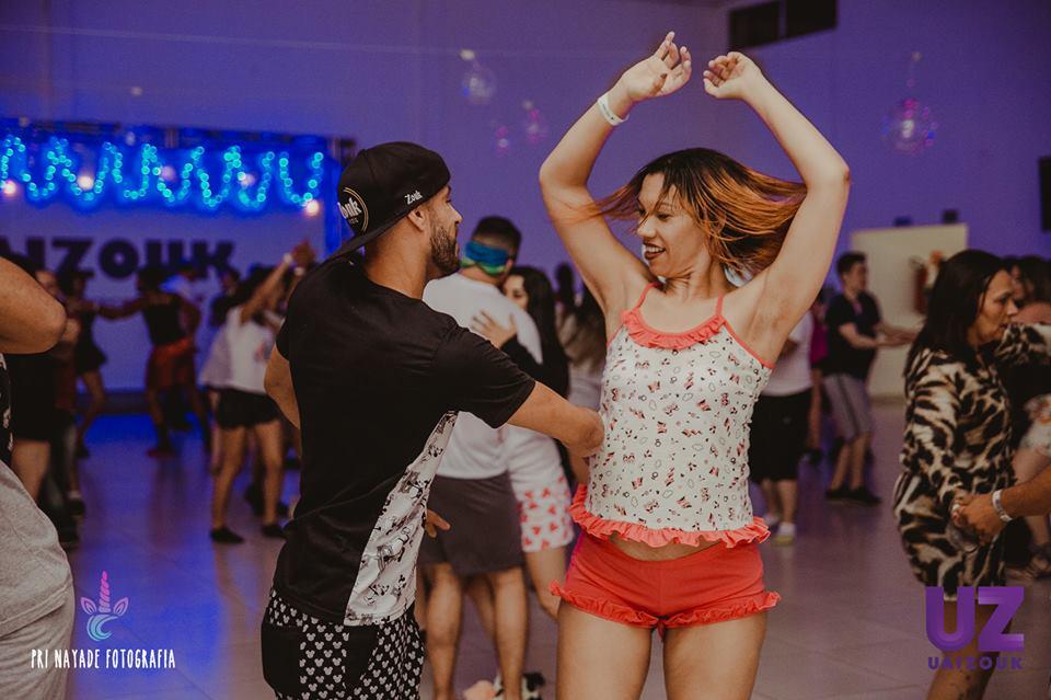 dançar zouk