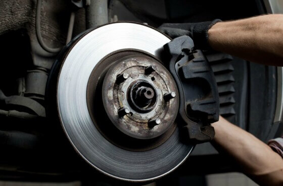 Disco de freio. Via: Google