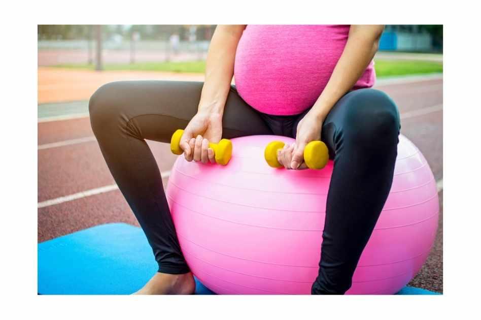 ejercicios primer trimestre embarazo