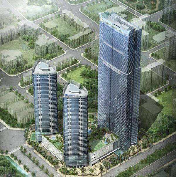 Tham quan Keangnam Hanoi Landmark Tower