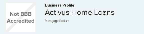 Activus Home Loans review