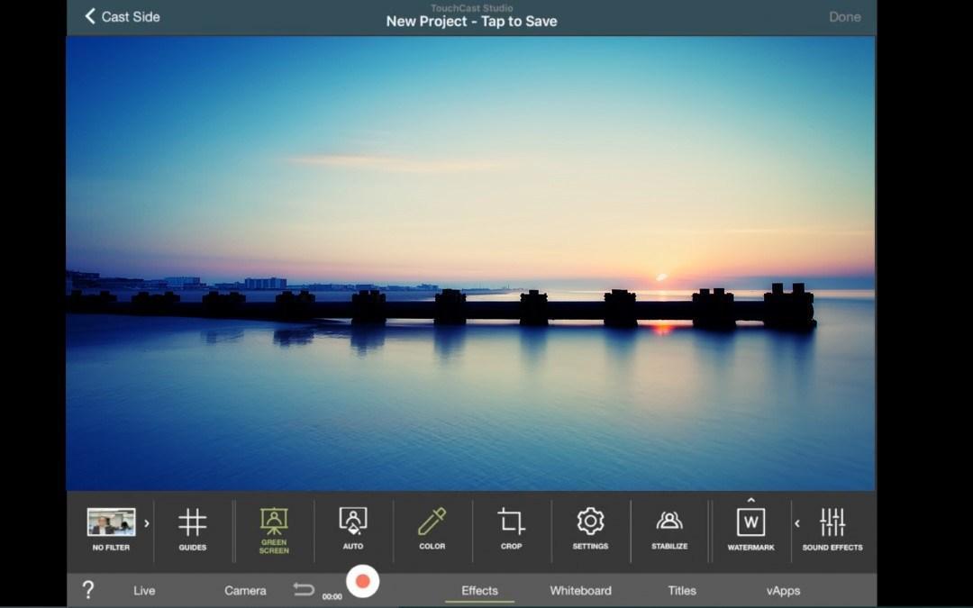 TouchCast Screenshot