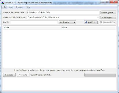 Installation on Windows 64-bit for Development in Visual
