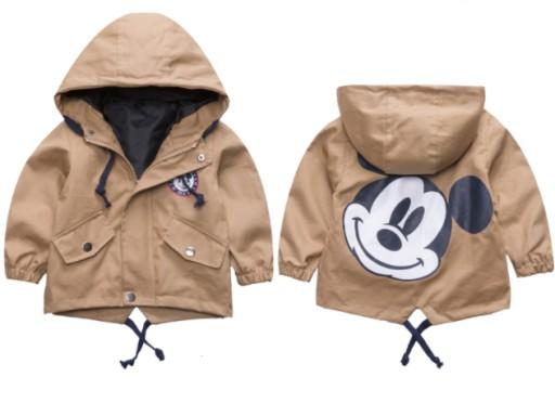 Kết quả hình ảnh cho Kurtki Disney dla dzieci myszka miki