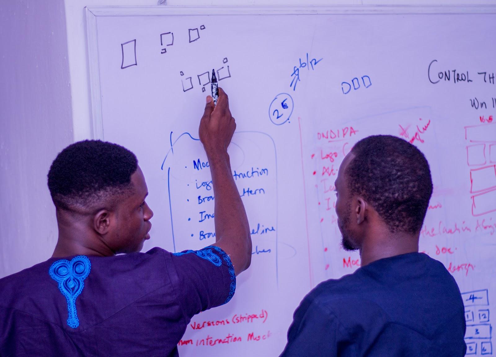 Life of a Nigerian Designer