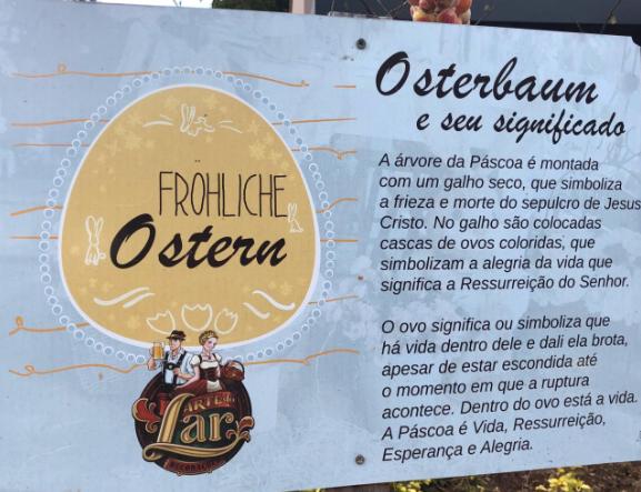Osterbaum e o seu significado