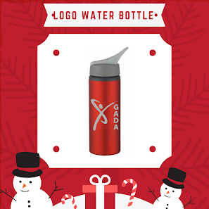 """To order the personalized water bottle ($20.00), select """"other"""" and fill in the name you would like written on the water bottle"""