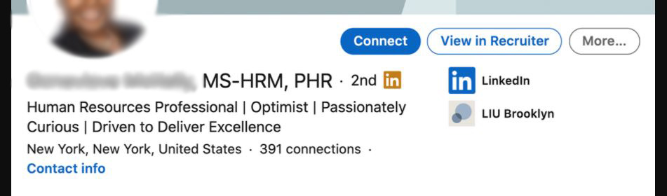 How to Create an Amazing LinkedIn Profile,profile banner