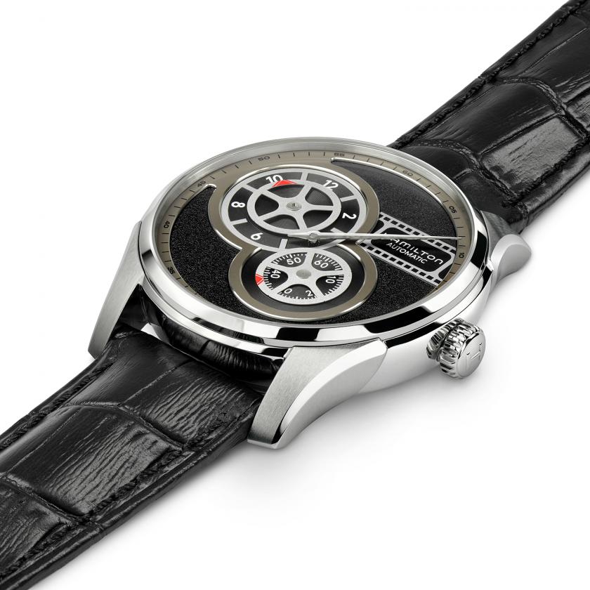 Jazzmaster Regulator Cinema Automatic watch