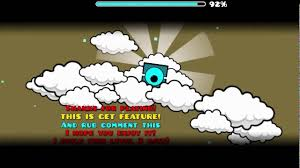 Image result for geometry dash robtop vs hacker level