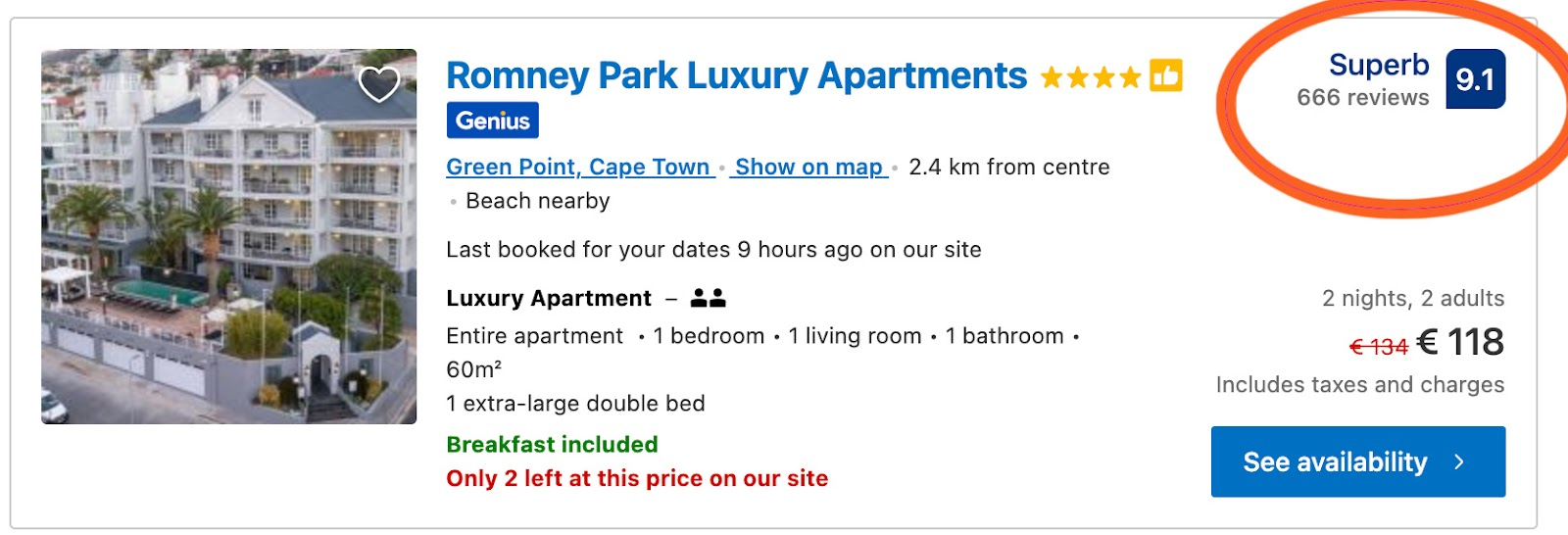 New vacation rental listings need a rating: