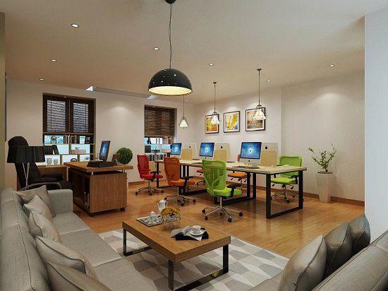 Thiết kế nhà ở kết hợp văn phòng cần tối ưu được diện tích không gian, kiến tạo nên những văn phòng làm việc chuyên nghiệp và hiện đại nêu bật được nét cá tính thương hiệu của doanh nghiệp.