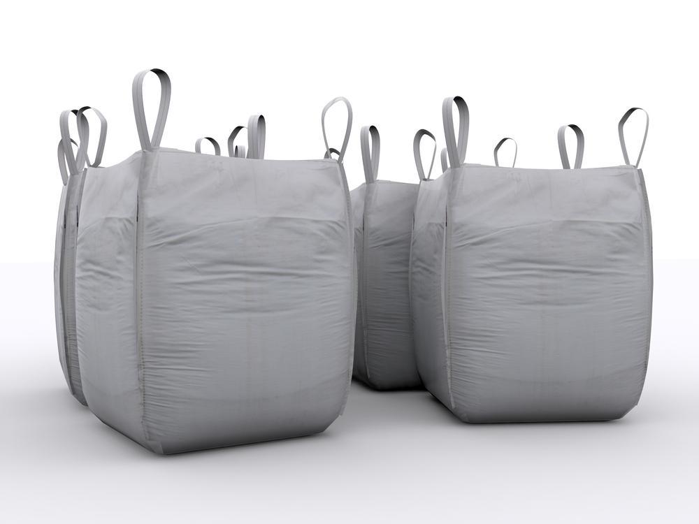filled big bags