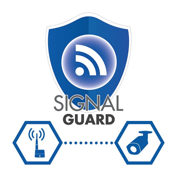 Lorex SignalGuard Technology keeps your wireless connection stable and reliable