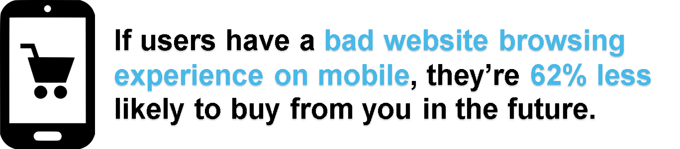 why mobile friendly website