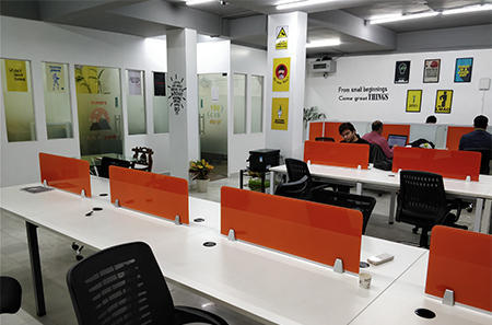 VSpaces Coworking Space in Noida