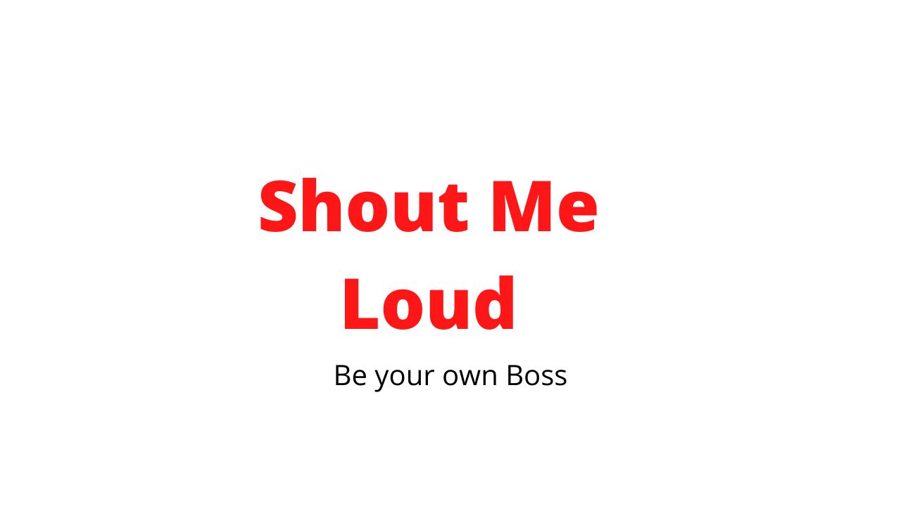 Shout Me Loud is best for digital marketing blogs