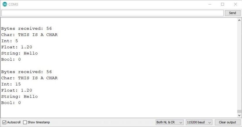 Kiểm tra Giao tiếp ESP-NOW Node Wifi32 với Bộ thu Arduino IDE