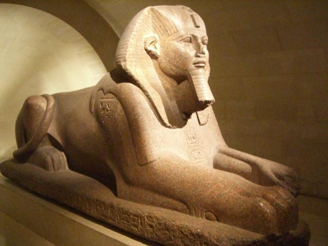 Картинки по запросу great sphinx of tanis louvre