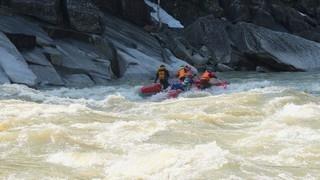 Отчет о водном походе третьей категории сложности по Восточному Казахстану